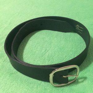 Barnstorm leather belt